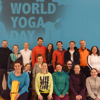 World Yoga Day Yogamantra